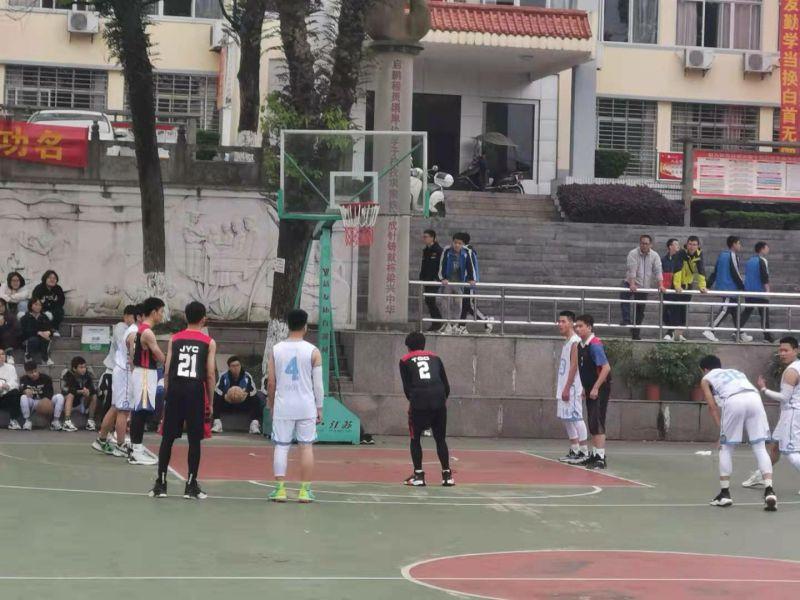 先睹为快:兴安中学2021年春季篮球联赛掠影